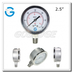 Oil Pressure Measurement