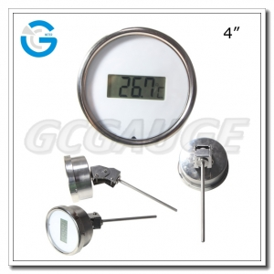 industrial digital temperature gauges