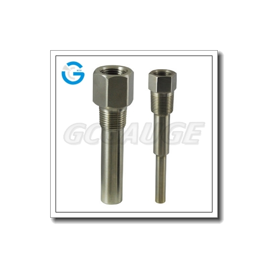 Screw In Solid Machined Threaded Thermowells Type Wholesale