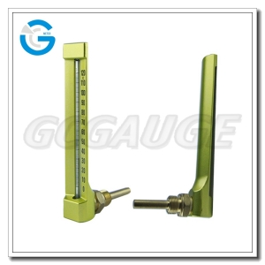 glass industiral thermometers