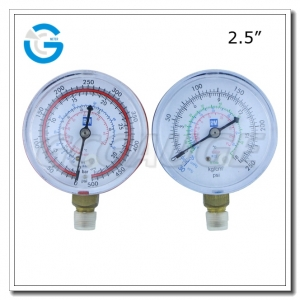 gauges for air conditioning