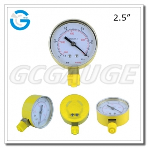 bourdon pressure gauges