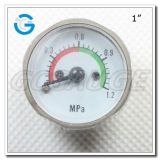 1Inch Chrome-plated micro manometers
