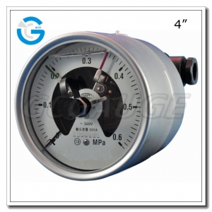 electric contact pressure gage