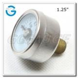1 stainless steel body small pressure gauges