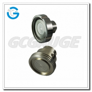 diaphragm seals with clamp