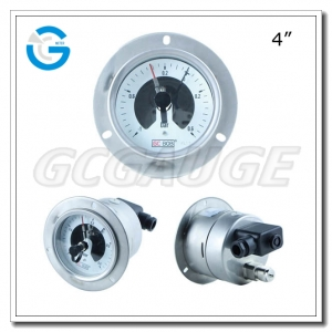 electric contact manometers