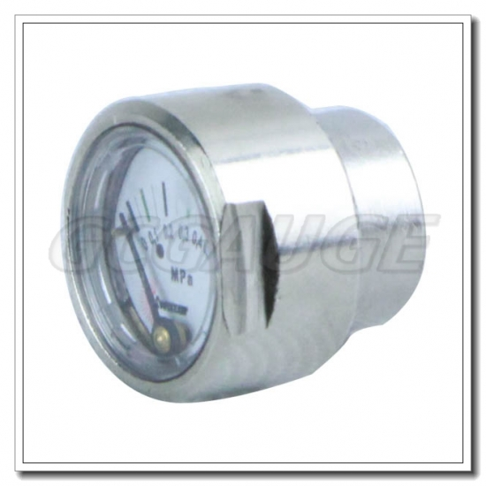 mini low pressure gauge