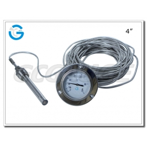 stainless steel capillary thermometers