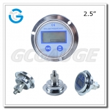 2.5 Inch digital vacuum gauges with flange