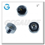 Mini pressure gauges 6000PSI