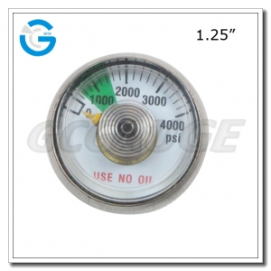 medical oxygen tank manometer
