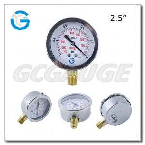 stainless steel vacuum gauges
