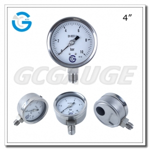 Blow-out pressure gauges