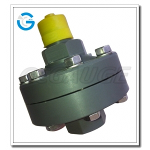 Plastic PVC diaphragm seals