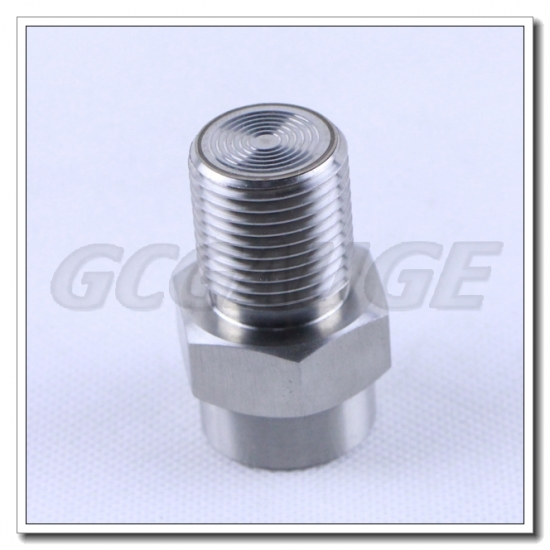 thread diaphragm seal