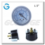 low pressure meter with U clamp
