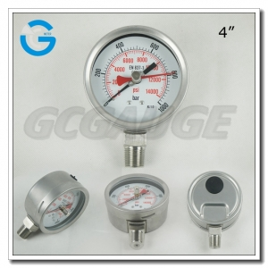 adjustable point pressure gauge